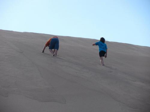 Colorado - Great Sand Dunes NP